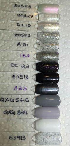 Bluesky greys Bluesky Gel Polish Swatches, Bluesky Shellac, Shellac Nails, Manicure And Pedicure, Manicures, Gel Polish Colors, Gel Color, Gel Nail Polish, Nail Colors