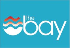 Logo design for The Bay magazine by Cody Dulaney. This is a class assignment for Infographics.