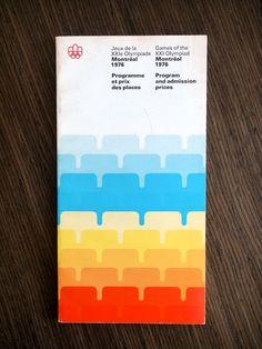 1976 Montréal Olympics Program | Flickr - Photo Sharing!