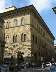 Medici Palace - Renaissance palazzo and home to the famed first family of Florence, the Medici.