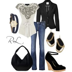 """""""Classic"""" by rosa-lauber on Polyvore"""