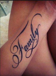 Family Symbols Tattoos Designs Infinite symbol tattoo quotes