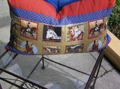 Patchwork,Kissen,  Dekoration, Bezüge, Sitzkiss... von Meine bunte Flickenecke auf DaWanda.com