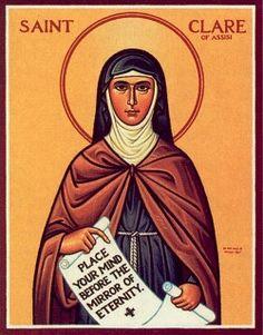 Clara van Assisi