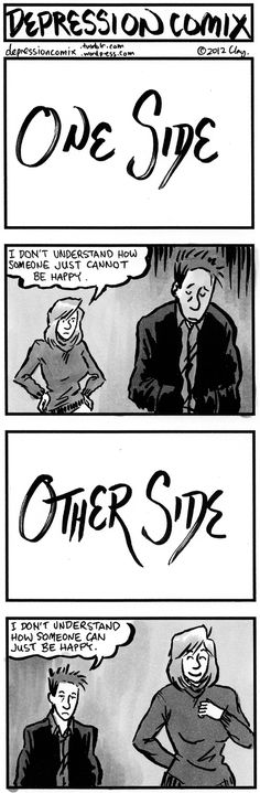"changingmorphologies: "" depressioncomix: "" depression comix #64 NAV> [1]…[63] [64] [65]…[^] "" A bad day for Mulder and Scully """
