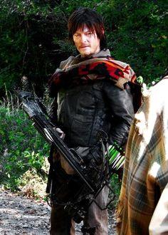 "Daryl Dixon;  Season 4 flashback;  ""Alone"".  Daryl & Glenn meet Bob.  ""How many walkers have you killed?  How many people have you killed?  Why?"" The Walking Dead pic.twitter.com/NRPR4Rnc7O"