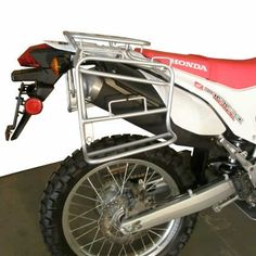 CRF250L'13-14 - Sequoia Rack: CRFs Only - Your Source For Honda CRF Performance Parts, Products, Accessories and Information...