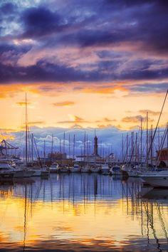 Old Port of Genoa, Italy