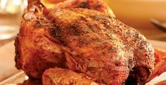 Beer-Barbecued Chicken found at Kitchen Daily
