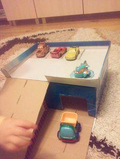 Парковка своими руками! - Игры с детьми - Babyblog.ru