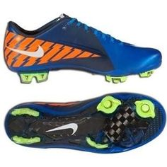 Cheap Discount Nike Mercurial Vapor Superfly III FG Elite Soccer Cleats In  Blue Platinum Orange Obsidian 3219b2c3fbeae