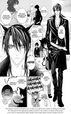 Luka - The betrayal Knows my name || one of the best pages from the whole manga :D
