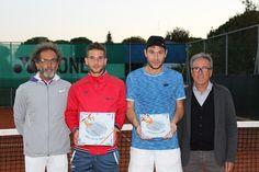 Francesco Giorgetti si aggiudica il Torneo Nazionale di Tennis di Russi