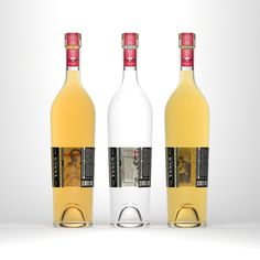 El Ladrón Blue Agave Spirit // branding and packaging by CDA // chendesign.com