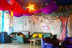 Want to chill with friends? #GypsyTeaRoom, Bacolod City, Philippines