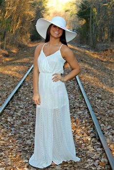 Southern Fried Chics Sheer Bliss Dress $49.99