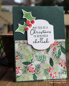Painted Christmas Cards, Create Christmas Cards, Stampin Up Christmas, Xmas Cards, Holiday Cards, Stampinup Christmas Cards, Christmas Ideas, Card Making Inspiration, Making Ideas