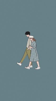 Cute Couple Drawings, Cute Couple Art, Anime Couples Drawings, Cute Drawings, Graphic Wallpaper, Cute Wallpaper Backgrounds, Cute Cartoon Wallpapers, Cute Love Pictures, Cute Cartoon Pictures
