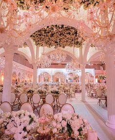 best ideas about Extravagant wedding decor on . Wedding Goals, Wedding Themes, Wedding Designs, Wedding Venues, Wedding Planning, Wedding Decorations, Royal Wedding Venue, Event Planning, Wedding Aisles