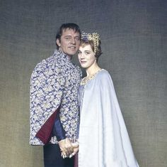 1960 Julie Andrews & Richard Burton in Camelot