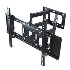"$38.33&free shipping  TV Wall Mount Full Motion Swivel Dual-Arm Bracket 115 Lbs Wall Plate Size 28x19cm 11x7.1"" Tilt Up to 21 inch extension 22-62"" LED LCD Plasma Flat Screen 600*400mm 24x16"" for Toshiba Vizio Philips Sunyear http://www.amazon.com/dp/B019C3VLS0/ref=cm_sw_r_pi_dp_8J6Gwb1P7QFDB"