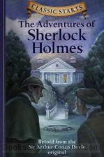 The Adventures of Sherlock Holmes by Sir Arthur Conan Doyle...............audiobooks