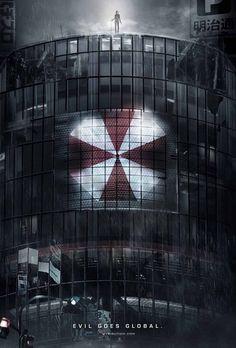 Poster Resident Evil 5
