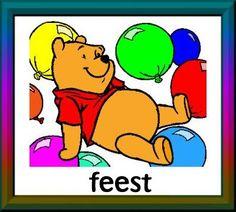 Kinderboekenweek 2014 Feest juf Ingrid groep 1/2 :: ingridheersink.yurls.net Disney Characters, Fictional Characters, School, Kids, Schmidt, Annie, Planners, Day Planners, Winnie The Pooh Ears