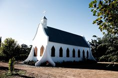 The Chapel of Montpellier de Tulbagh