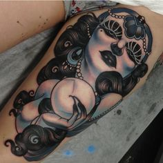 When it's done well, it's done well... - Emily Rose Murray #originaltattooidea #tattooidea #tattooideas