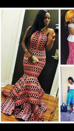 Smart Looking Ankara Long Gown Styles .Smart Looking Ankara Long Gown Styles African Maxi Dresses, Ankara Dress, African Attire, African Wear, African Women, African Style, African Skirt, African Dress Styles, African Bridesmaid Dresses