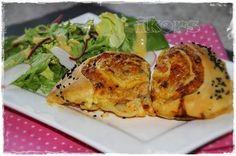 Kochen....meine Leidenschaft: Paprika Käse Ähre