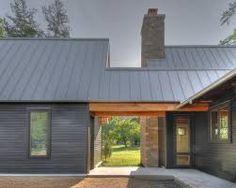 Midcentury Metal Roof