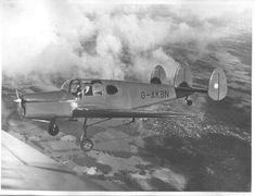 M38 Miles Messenger G-AKBN photographed circa 1951