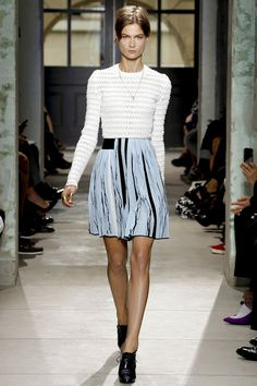 Spring 2013 Balenciaga Collection