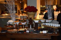 Valentine's Day Chocolate Buffet in Ariccia #ValentinesDay