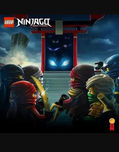 Creepy eyes! I love the ninjas suits.