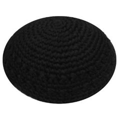 63fecdb5ea5 Art Hand Knitted Kippah - Holes Design   Black. Winter SocksWinter  GlovesWinter HatsCool ...