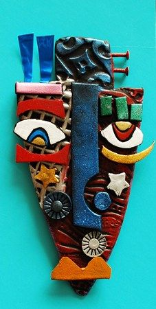 cantrell...love this artist masks