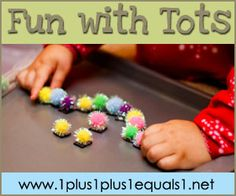 Toddlers - 1+1+1=1 .  Tons of preschool, joy school resources and printables