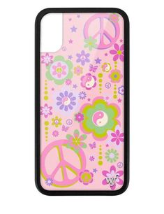 Peace N Luv iPhone Xs Max Case - iPhone Xs Max