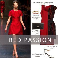 TREND COLOR: RED PASSION - DaringToDo.com