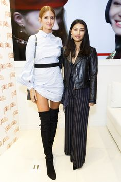 Vanessa White Photos Photos - Millie Mackintosh and Vanessa White attend the launch party of the Folli Follie Regent Street Concept Store on December 1, 2016 in London, England. - Folli Follie Celebrates Regent Street Concept Store Launch
