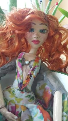 Making bjd dolls...the true love!
