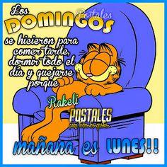 Postales Para Compartir.: LOS DOMINGOS!!