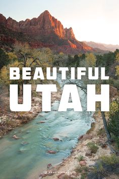There are many unique natural wonders to be found in Utah.