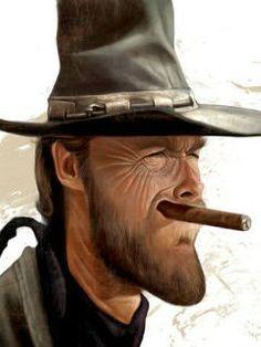 UNIVERSO NOKIA: Wallpaper: Clint Eastwood