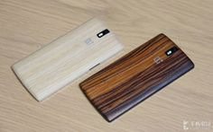Bamboo and Wood oneplus one cases