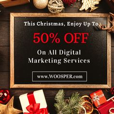 Up To Off On All Digital Marketing Services Now that is here, its time to with at a heavy of up to off. Grab this & your & Get in touch for FREE CONSULTATION 🌐 📧 sales@ Now that is here, its time to wi. Christmas Offers, Christmas Sale, Digital Marketing Services, Seo Services, Sales Now, Increase Sales, Touch, Free