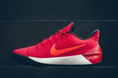 Nike KOBE A.D. Gets lit in Uni Red & Max Orange